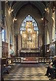 SK9136 : St Wulfram, Grantham - Sanctuary by John Salmon