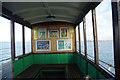 SU4208 : Aboard the Hythe Pier Train by Stephen McKay