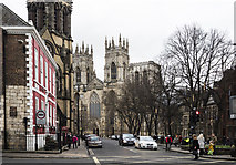 SE6052 : York Minster by John Salmon