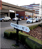 SP0687 : Pitsford Street name sign, Birmingham 18 by Jaggery