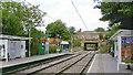 TQ3467 : Woodside station, 2005 by Ben Brooksbank