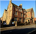 ST1577 : North side of St Michael's College, Llandaff, Cardiff by Jaggery