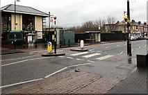SP0687 : Zebra crossing to Jewellery Quarter station, Birmingham by Jaggery