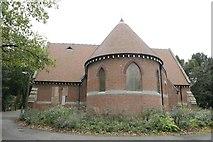 SU5985 : The Fair Mile Chapel by Bill Nicholls