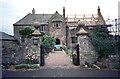 ST0342 : Binham Grange under restoration (August 1984) by Jeff Buck
