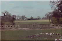 TF9705 : Looking North from Letton Hall gardens by Mark Anderson