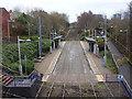 SP0090 : Trinity Way tram stop, West Midlands by Nigel Thompson