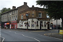 TQ2764 : The Railway Tavern by N Chadwick