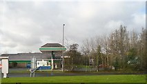 SX4160 : Filling Station, Saltash Services by N Chadwick