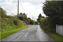 SX4061 : Lane to Botusfleming by N Chadwick