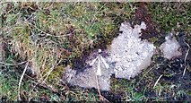SS1345 : Ordnance Survey Pivot by Adrian Dust