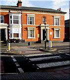 SP0687 : Zebra crossing, Vyse Street, Birmingham by Jaggery