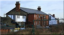 SE2733 : Back Esmond Terrace, Armley, Leeds by Mark Stevenson