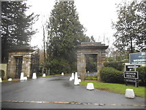 SU9185 : The entrance to Hedsor House by David Howard