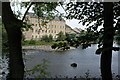 NZ0416 : River Tees and Thorngate Mill by Bob Harvey