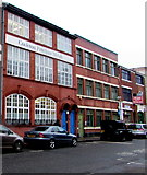 SP0687 : Cookson Precious Metals premises in the Jewellery Quarter, Birmingham by Jaggery