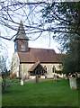 TL2907 : St Andrew's Church, Little Berkhamsted by Julian Osley