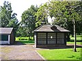 NY4053 : Disused dovecote, Hammond's Pond by Rose and Trev Clough
