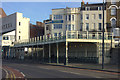 TR3570 : Colonnade on The Parade, Margate by Robert Eva