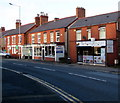 SJ3057 : The Lunch Junction, High Street, Caergwrle, Flintshire by Jaggery
