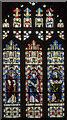 SK9153 : Window s.VI,  St Helen's church, Brant Broughton by Julian P Guffogg