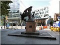 SJ8398 : Chopin in Manchester (rear view) by Gerald England