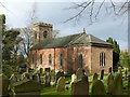 SJ9165 : Church of St Mary, Bosley by Alan Murray-Rust