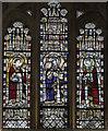 SK9153 : Window N.II,  St Helen's church, Brant Broughton by Julian P Guffogg
