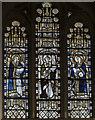 SK9153 : Window N.V,  St Helen's church, Brant Broughton by Julian P Guffogg