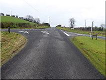 H5266 : Church Road, Laragh by Kenneth  Allen