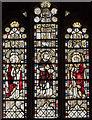 SK9153 : Window S.I,  St Helen's church, Brant Broughton by Julian P Guffogg