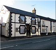 SJ3057 : Crown Inn, High Street, Caergwrle, Flintshire by Jaggery
