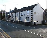 SJ3057 : Caergwrle Medical Practice, 39-41 High Street, Caergwrle, Flintshire by Jaggery