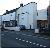 SJ3057 : The Glynne, High Street, Caergwrle, Flintshire by Jaggery