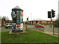 SE3135 : Junction of Roseville Road and Bayswater Road by Stephen Craven