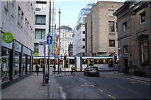 SJ8498 : Street life by Bob Harvey