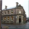 SJ9173 : Macclesfield Library by Alan Murray-Rust