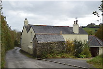 SX4061 : Farmhouse, Botusfleming by N Chadwick
