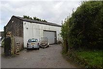 SX4060 : East Town Farm by N Chadwick