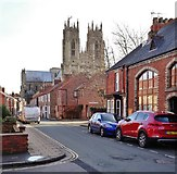 TA0339 : Minster Moorgate, Beverley, Yorkshire by Bernard Sharp