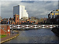 SP0586 : Canal at Old Turn Junction in Birmingham : Week 5