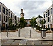 SJ8298 : Timekeepers Square by Gerald England