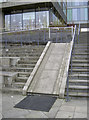 ST6568 : A slide in the civic centre? by Neil Owen