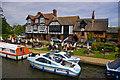 TG3317 : Swan Inn by Ian Capper
