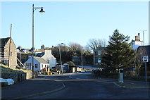 NX3343 : High Street, Port William by Billy McCrorie