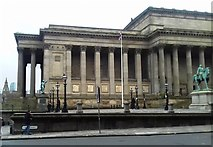 SJ3490 : St George's Hall - Liverpool by Anthony Parkes