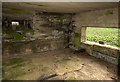 SU0886 : WWII Wiltshire: shellproof pillboxes of Lydiard Green (Lydiard Millicent) - Pillbox #4 by Mike Searle