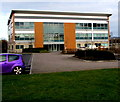 ST4187 : Office building in Wales 1 Business Park, Magor  by Jaggery