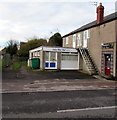 ST4287 : Salon Blue Bell, Newport Road, Magor by Jaggery