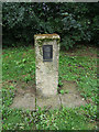SJ9429 : Memorial to Crew of Lancaster KB879 by Jeff Tomlinson